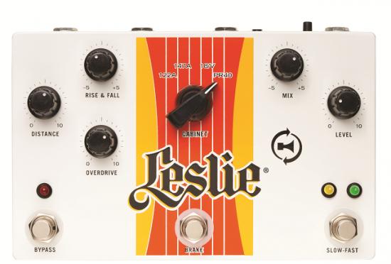 "Leslie ""Cream"" Pedal"