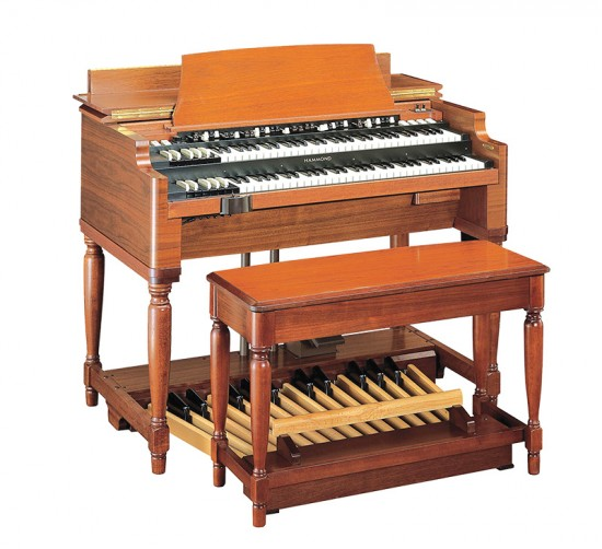 Hammond B3-MK2